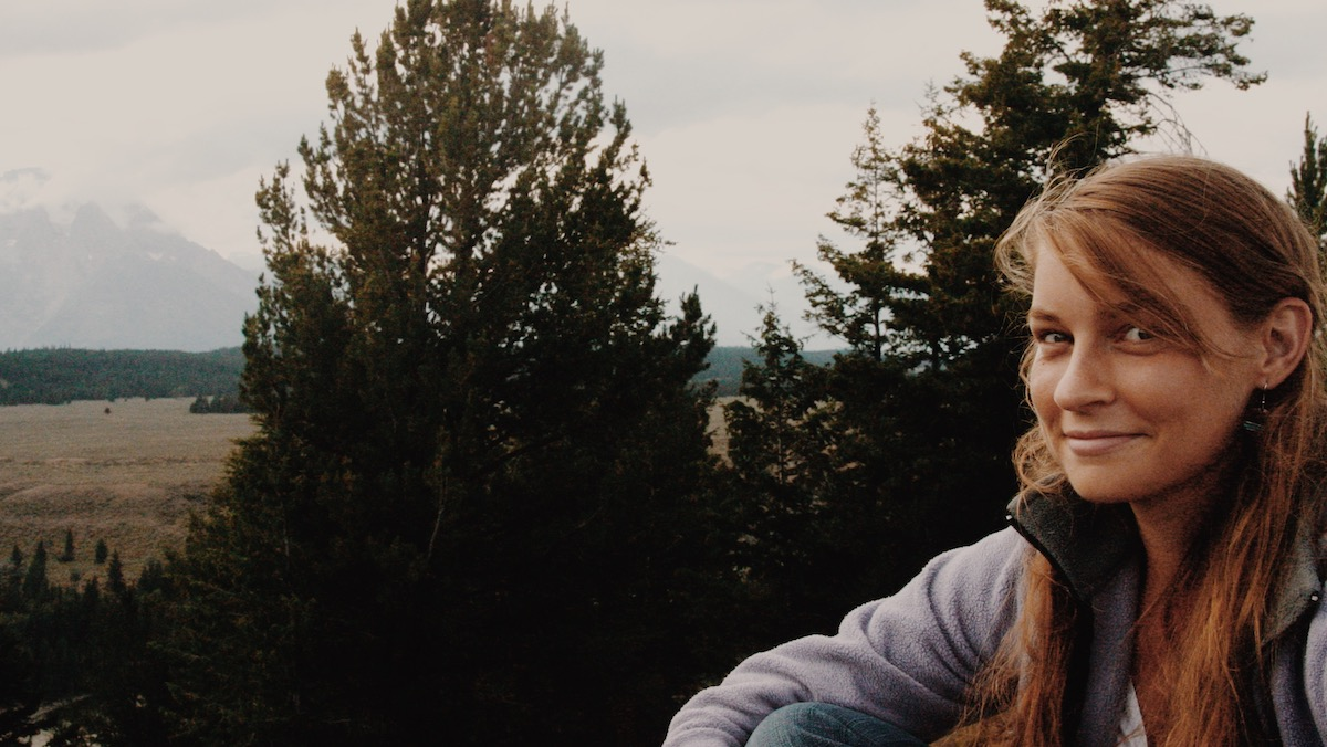 Heidi in Montana